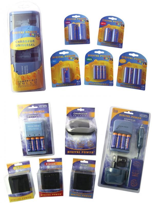Digital Power packaging
