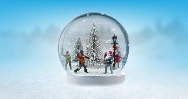 A Snow Battle